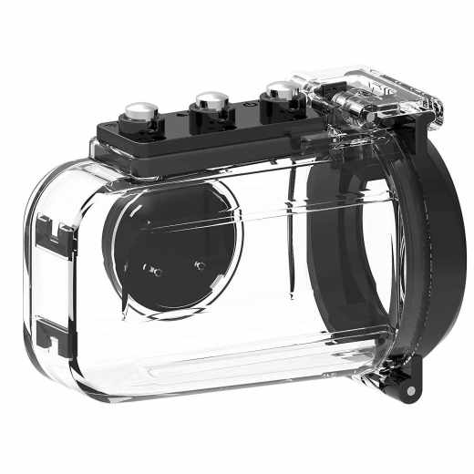 Drift Ghost 4K Waterproof Case Wasserdichte Gehäuse Schutzhülle transparent