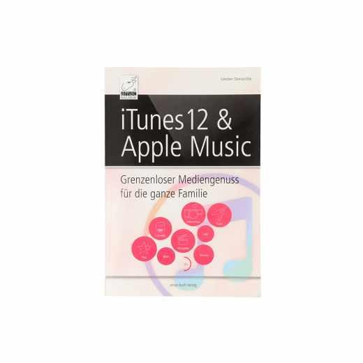 Amac-Buch iTunes 12 & Apple Music für macOS bzw. OS X, iOS, Windows