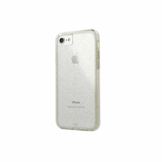 CaseMate Sheer Glam Case Schutzhülle Apple iPhone 7 Backcover Bumper champagner - neu