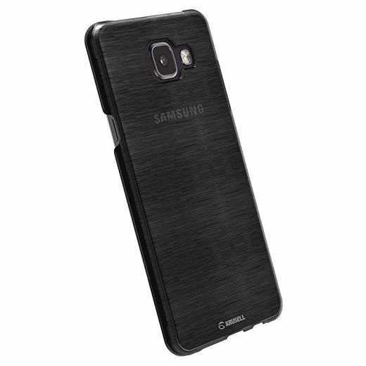 Krusell Boden BookCover Case Schutzhülle für Samsung Galaxy A5 2016 schwarz