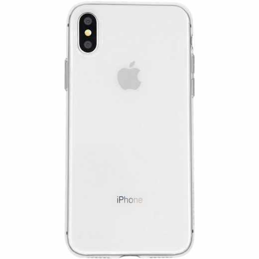 Networx TPU Case Handyhülle Schutzhülle für Apple iPhone XS/X transparent