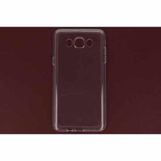 Xqisit Flex Case Tasche Transparent Schutzhülle für Samsung Galaxy J7 Handy Hülle für Mobiltelefone