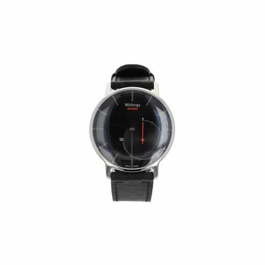 Withings Activite schwarz Smartwatch Tracker Schlaf edel Fitness Swim schwarz Gebraucht - sehr gut