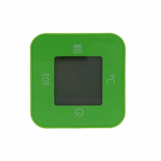Networx Digital Clock WAKEUP! Uhr Wecker Timer Temperatur Digitalwecker grün