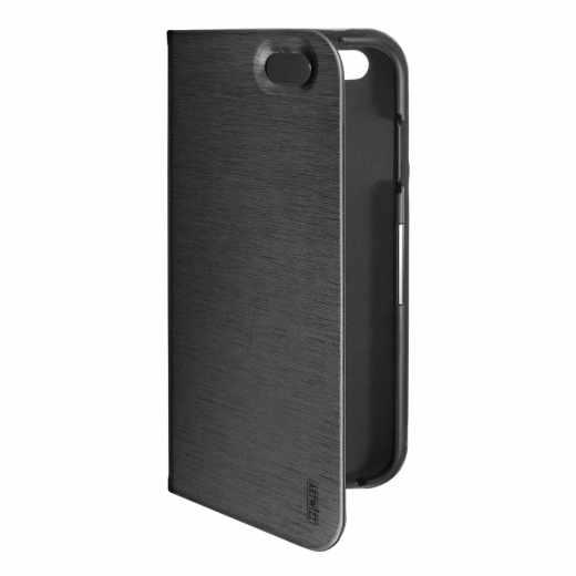 Artwizz SeeJacket Folio Etui Schutzhülle Tasche Case iPhone 6 Plus schwarz - neu