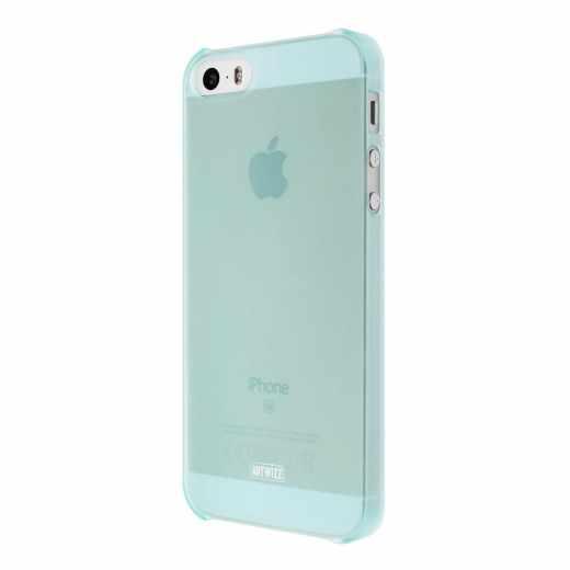Artwizz Rubber Clip Schutzhülle für Apple iPhone SE Case Cover mint - neu