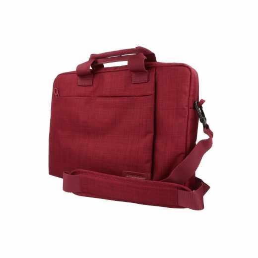 Tucano Svolta Notebook Tablet Tasche Schutzhülle 13 Zoll rot