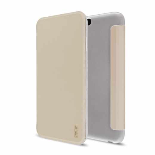 Artwizz SmartJacket iPhone 7 Frontcover und Rückseitenclip Schutzhülle Case gold