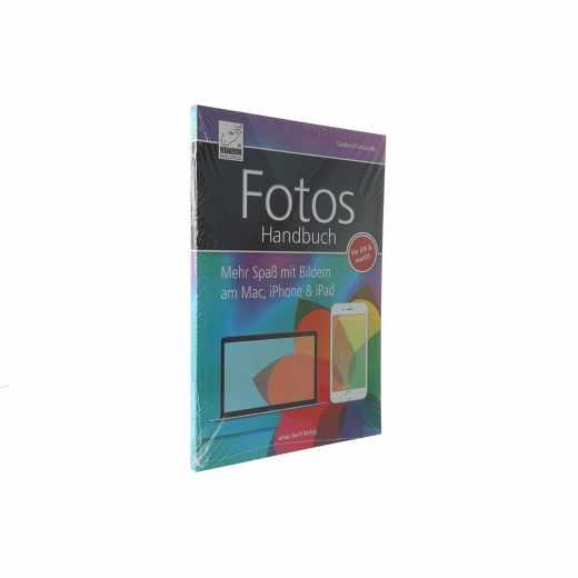 Amac-Buch Fotos Bilder Handbuch Mac iPhone, iPad für macOS Sierra iOS 10