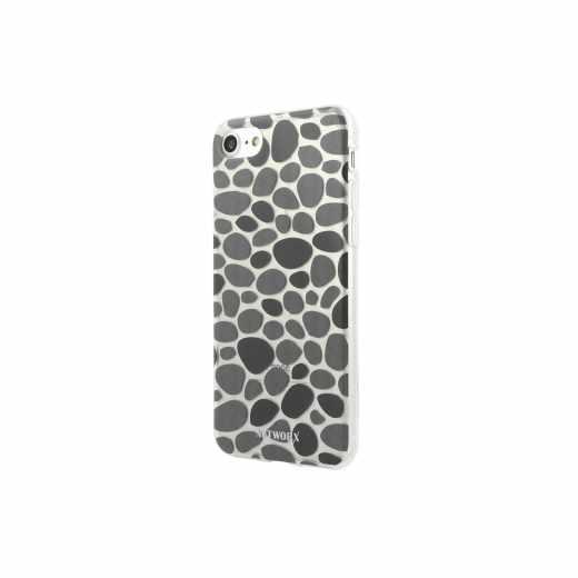 Networx 3D Case TPU Schutzhülle für Apple iPhone 7 Frontcover Backcover schwarz