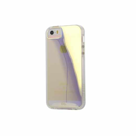 Case Mate Tough Naked irid für iPhone SE transparent - neu