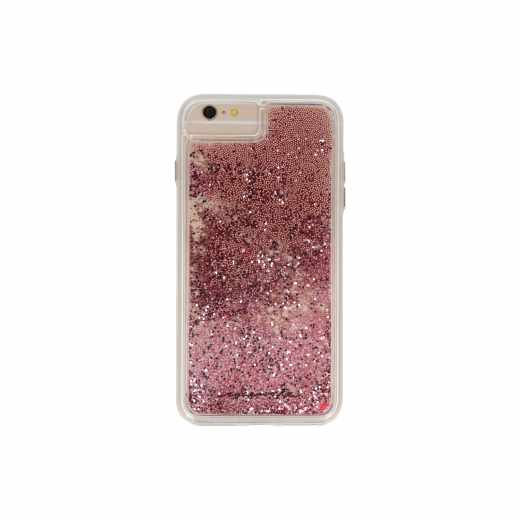 Case-Mate Waterfall iPhone 7+ Hülle Schutzhülle Case Smartphonetasche rose gold