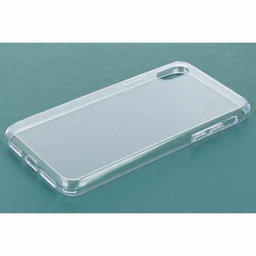 Networx Hybrid Case Schutzhülle für  iPhone X  transparent - neu