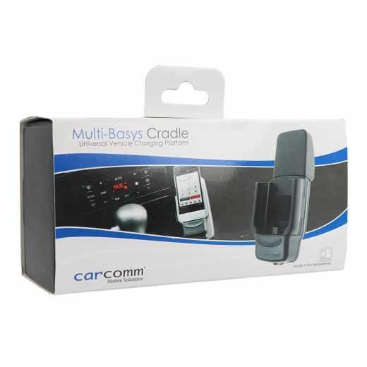 Carcomm Gerätehalter HTC One Handyhalterung schwarz