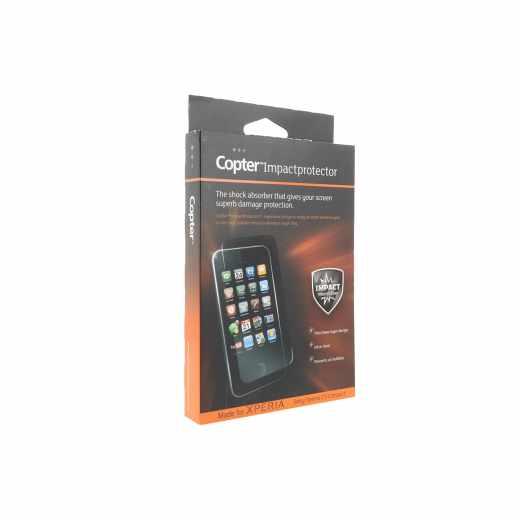 Copter ImpactProtector Sony Xperia Z3 Compact  Displayschutzfolie transparent