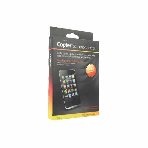 Copter ScreenProtector Sony Xperia Z2 Displayschutz Bildschirmschutzfolie