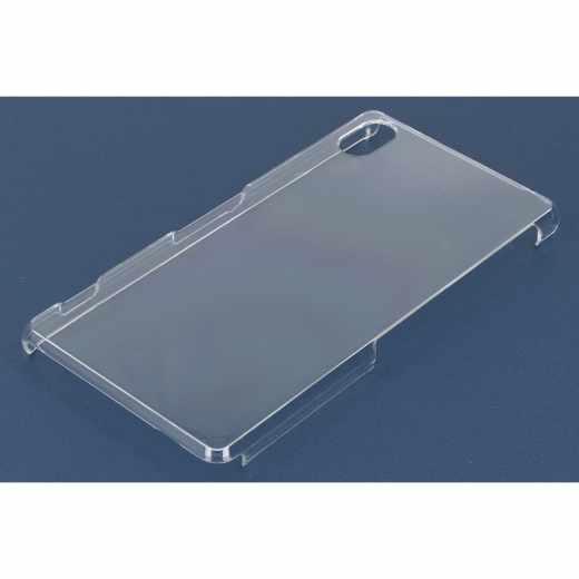 Xqisit iPlate Glossy für Sony Xperia Z2 Schutzhülle Case Handy Cover transparent
