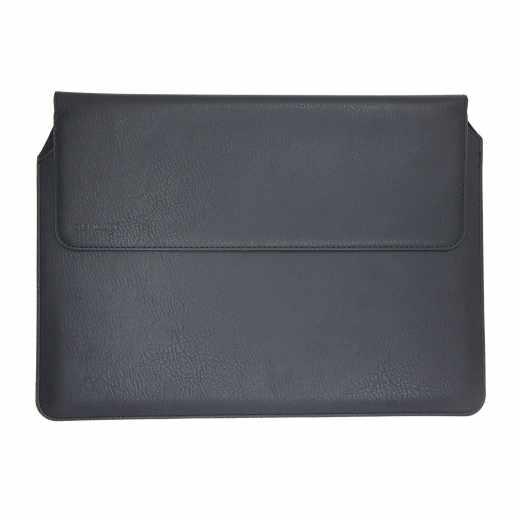 Networx PR PU Kunstleder Sleeve Schutzhülle Apple MacBook Pro 13 Zoll schwarz - neu