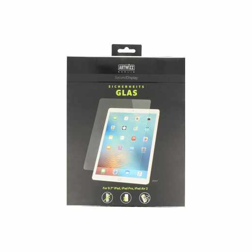 Artwizz Second Display Apple iPad Pro9,7 Zoll Schutzfolie Displayschutz klar - neu