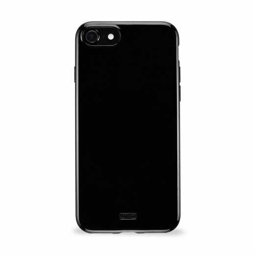 Artwizz NoCase Schutzhülle Handyhülle Case für iPhone 8, 7 Handy Cover schwarz
