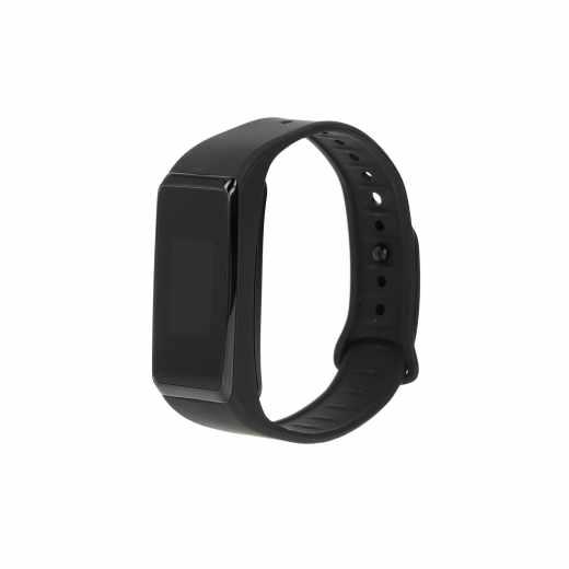 MyKronoz Activität Tracker Puls Armband ZeFit 2 Pulse Uhr Schrittzähler schwarz - seht gut