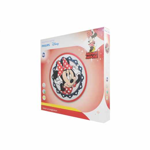 Philips Disney Ceiling Lampe Philips Disney Minnie Maus LED 7.5 W ...