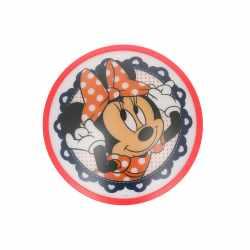Philips Disney Ceiling Lampe Deckenleuchte Philips Disney Minnie Maus LED 7.5 W weiß/rot