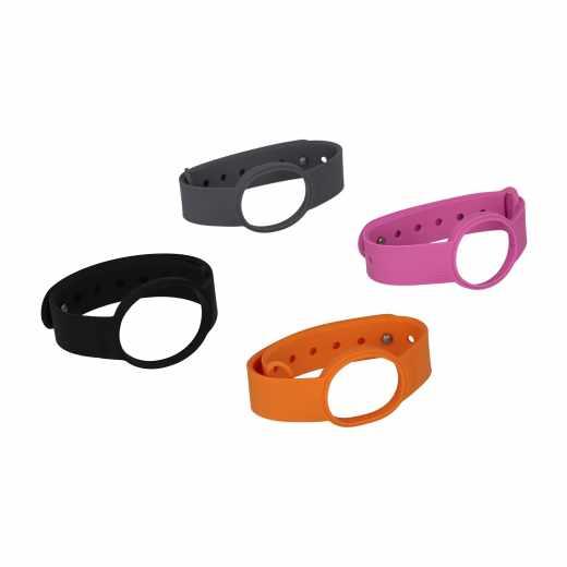 iHealth Zubehör Set für Edge AM3S Activity & Sleep Tracker Armbänder Gürtelclip
