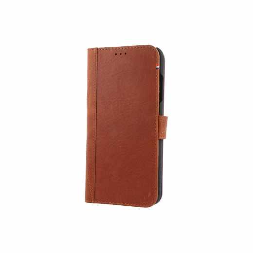 Decoded Detachable Wallet Apple iPhone XS Max Schutzhülle Handy Cover braun - neu