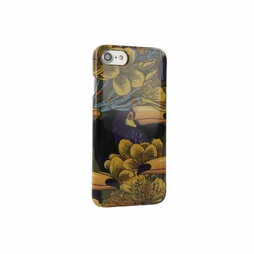 Networx Jungle Case iPhone 7 Tukan Schutzhülle Handy Cover Backcover mehrfarbig