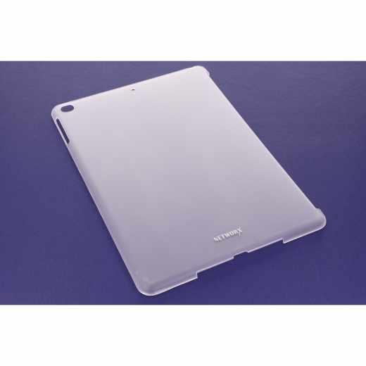 Networx Smart Backcover Apple iPad 9,7 Zoll Schutzhülle Tablethülle Case klar - neu