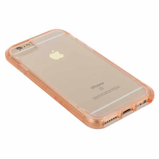 Griffin Survivor Clear Schutzhülle iPhone 6/6S/7/8 Handyhülle Backcover rosegold - neu