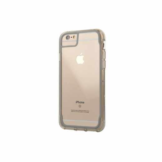 Griffin Survivor Schutzhülle iPhone 6 und 6S Handyhülle Backcover Case grau