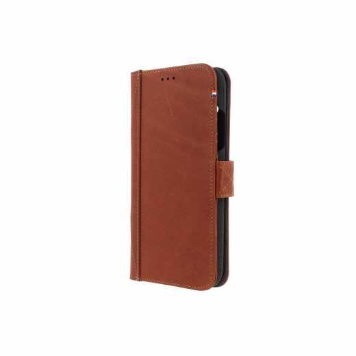 Decoded Detachable Wallet Apple iPhoneXR Schutzhülle Handyhülle Brieftasche braun - neu