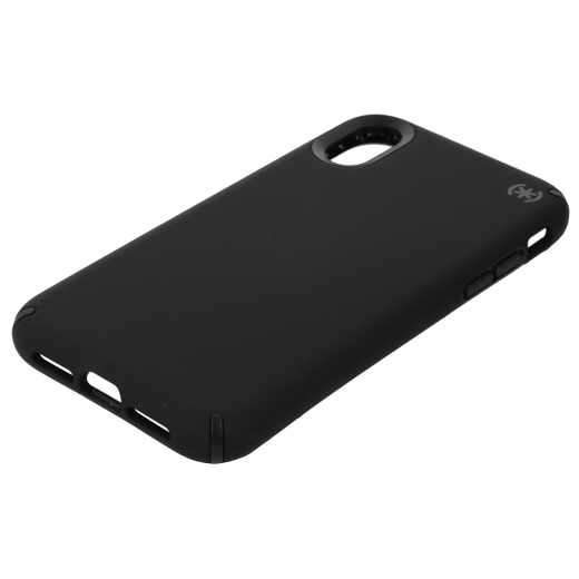 Speck Presidio HardCase M Schutzhülle für iPhone XR Backcover Handyhülle schwarz