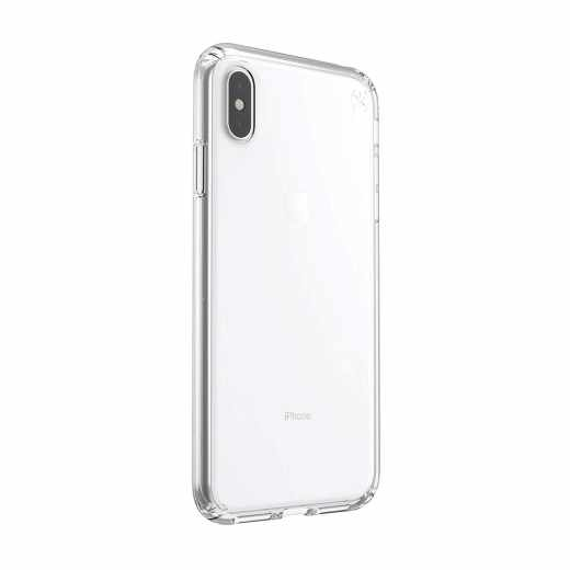 Speck Presidio HardCase L Apple iPhone XS Max Schutzhülle Backcover  klar - neu