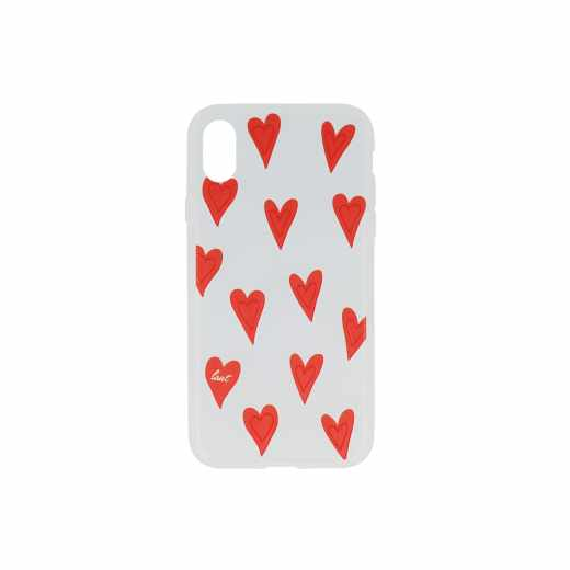 LAUT Queen of Heart Schutzhülle Apple iPhone XR Herzhülle Backcover Case - neu