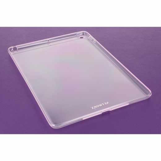Networx TPU Case Apple iPad 9,7 Zoll 2017 Schutzhülle Cover Backcover klar