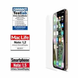 Artwizz SecondDisplay Apple iPhone X/XS Sicherheitsglas...