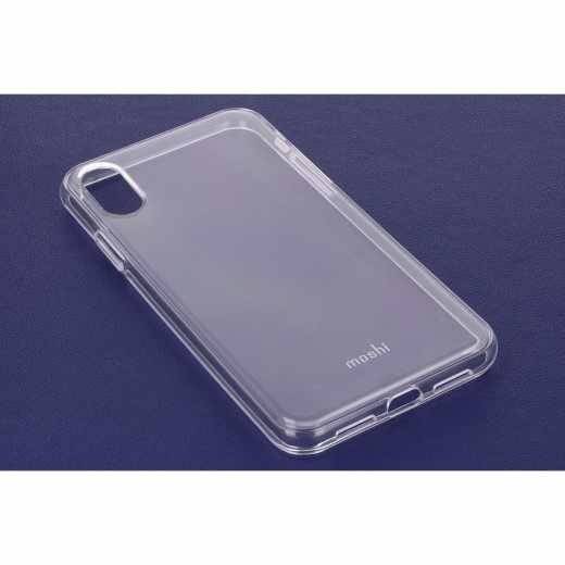Moshi Vitros Schutzhülle für Apple iPhone XR Case Cove Handyhülle klar - neu