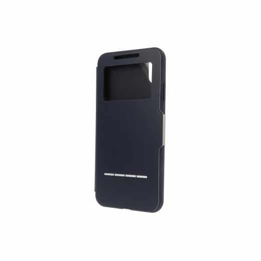 Moshi SenseCover L Schutzhülle Apple iPhone XS Max Smartphonetasche blau - neu