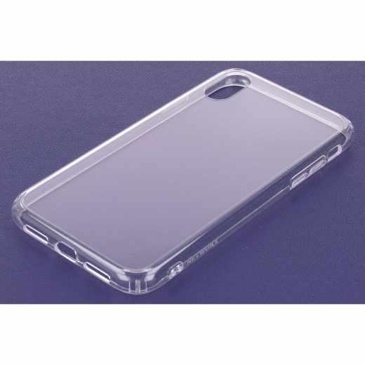 Networx Hybrid Case M Apple iPhone XR Schutzhülle Cover Backcover klar - neu