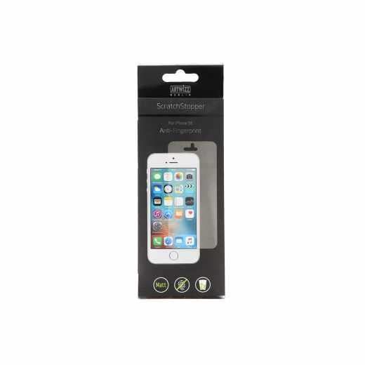 Artwizz ScratchStopper Anti Finger Print Apple iPhone SE Displayschutz matt - neu