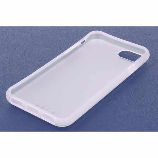 LAUT Huex Schutzhülle Apple iPhone 8/7/6s/6 Backcover Case Smartphonehülle frost