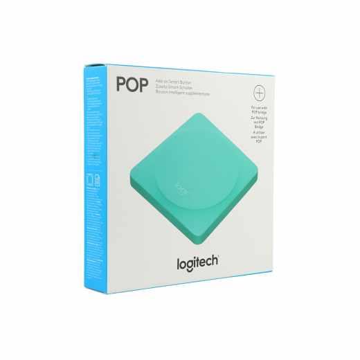 Logitech Pop Switch HomeKit Smart Home-Steuerung Pop-Schalter Bluetooth grün