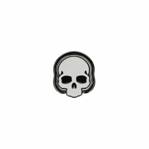 Networx Ringo Totenkopf Popsocket Ring für iPhone Stand Smartphone Ständer weiß - neu