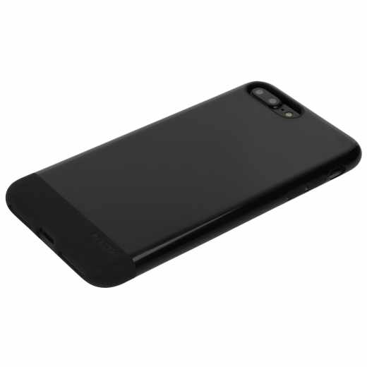 Incase Protective Cover Handy Hülle, Schale, Backcover iPhone 8+/ 7+ schwarz