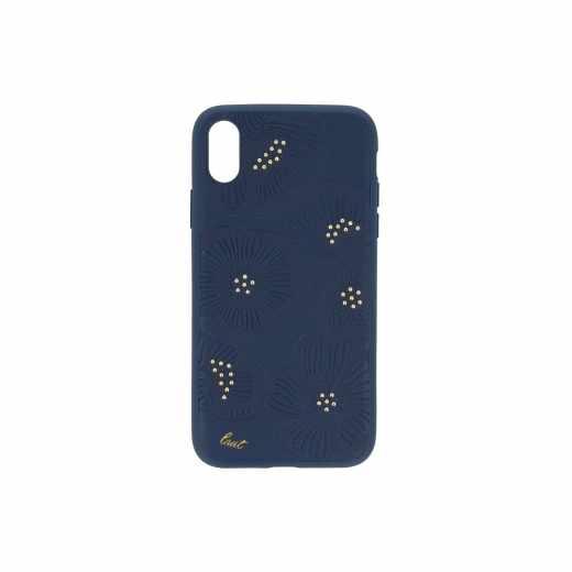 LAUT Flora M Schutzhülle für iPhone XR Case indigo - neu