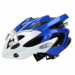 Roadluxhelm Gr.S (50-54cm) Fahrradhelm LED-Leuchten Helm...