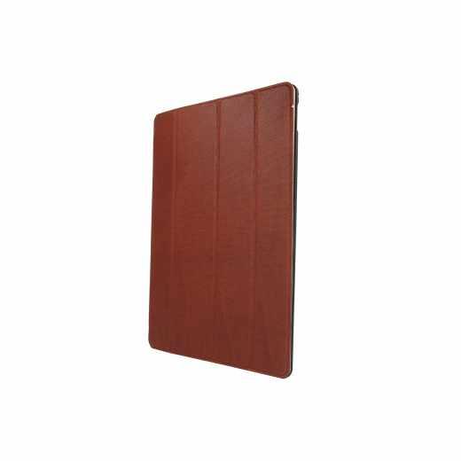 Decoded Slim Cover für Apple iPad Pro 12,9 Zoll 2017 Schutzhülle braun - sehr gut
